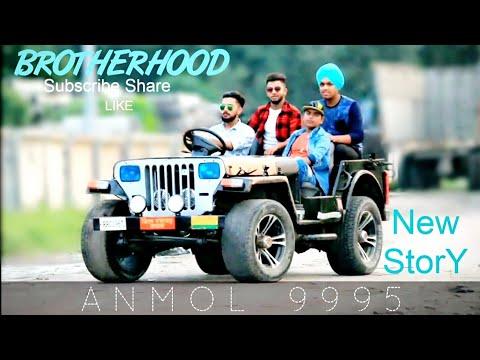 BROTHERHOOD || FRIENDS STORY || Mankirt Aulakh