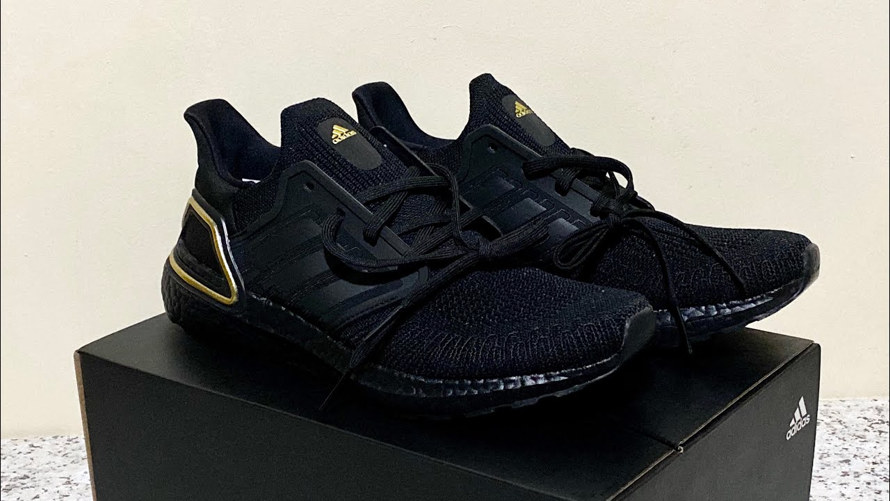 UNBOXING ADIDAS ULTRABOOST 20 CORE