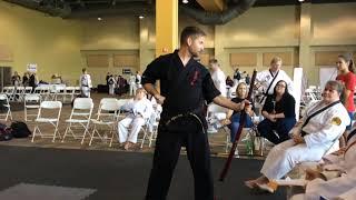 XMA Sword Form ATA Strong Tournament Georgetown Kentucky 2017