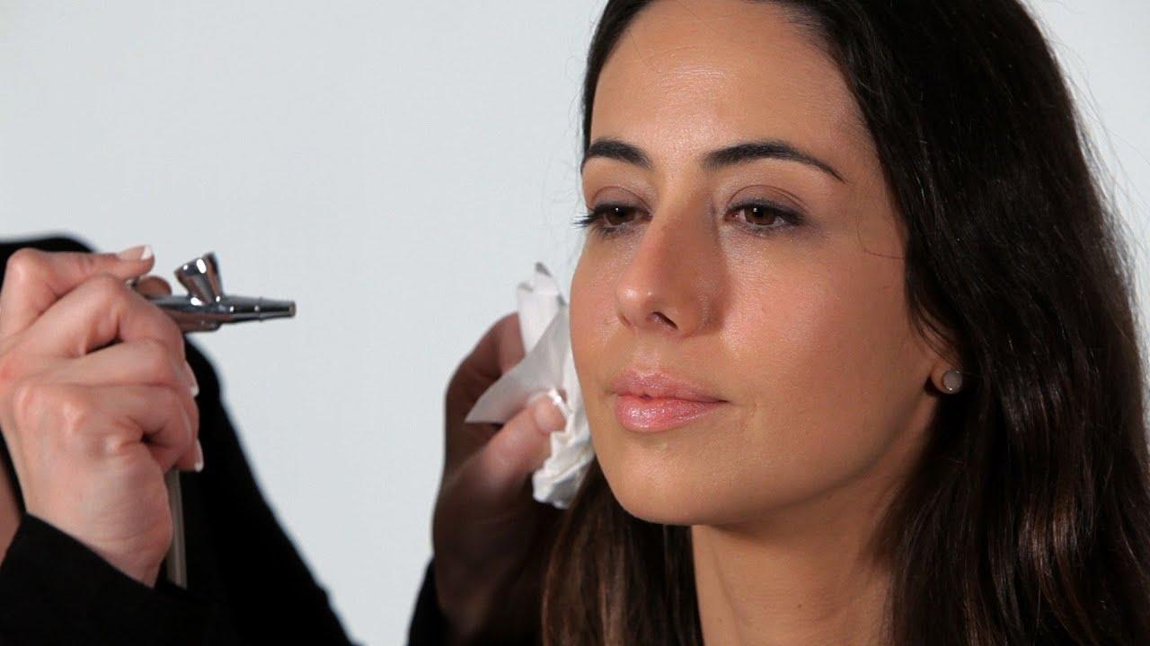 Airbrush makeup machine uk