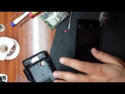 Sony Xperia L C2105 замена экрана LCD