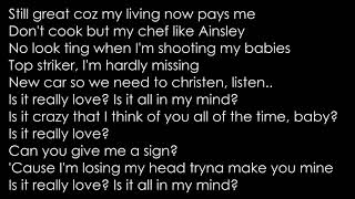KSI - Really Love LYRICS (feat. Craig David & Digital Farm Animals)