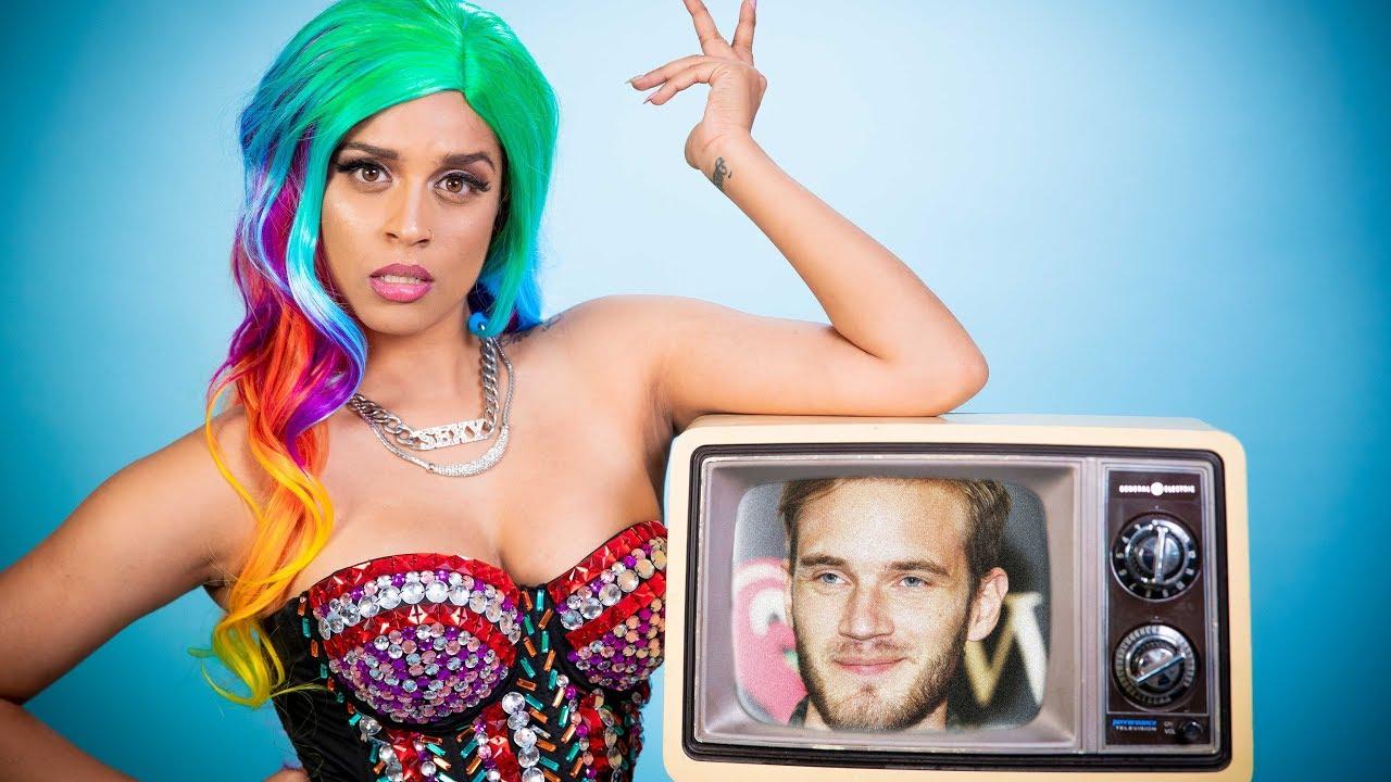 Nicki Minaj - Barbie Dreams Parody (Roasting the Men of YouTube) #1