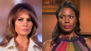 Omarosa Says Melania Trump Wants to Divorce President Trump