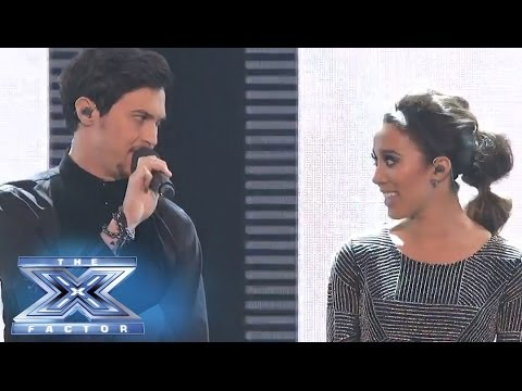 "Top3: The Finalists Pump Up With ""We Will Rock You"" - THE X FACTOR USA 2013"