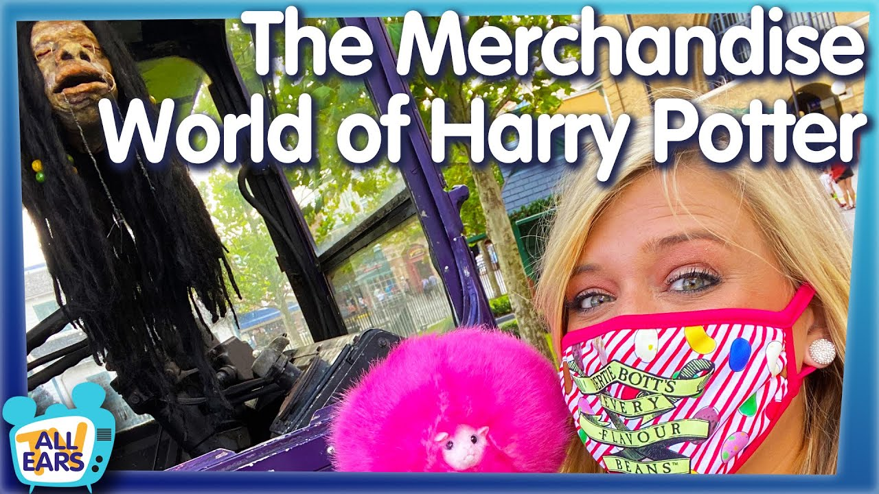 All the BEST Harry Potter Merch You'll Find in Universal!