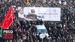 What killing of top Iranian general means for nuclear deal and the U.S. in Middle East