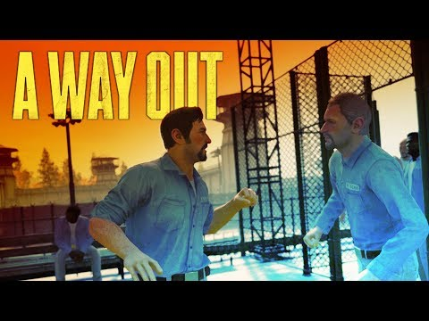 Prison Yard Fight (A Way Out, Ep.1)