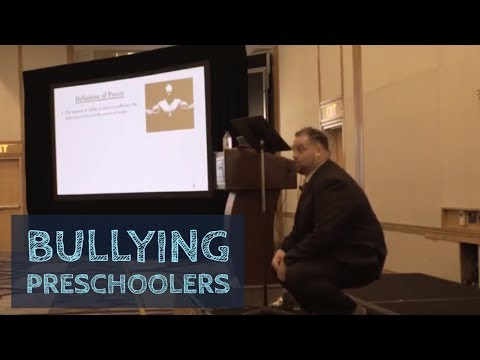 Decreasing bullying starts with you!