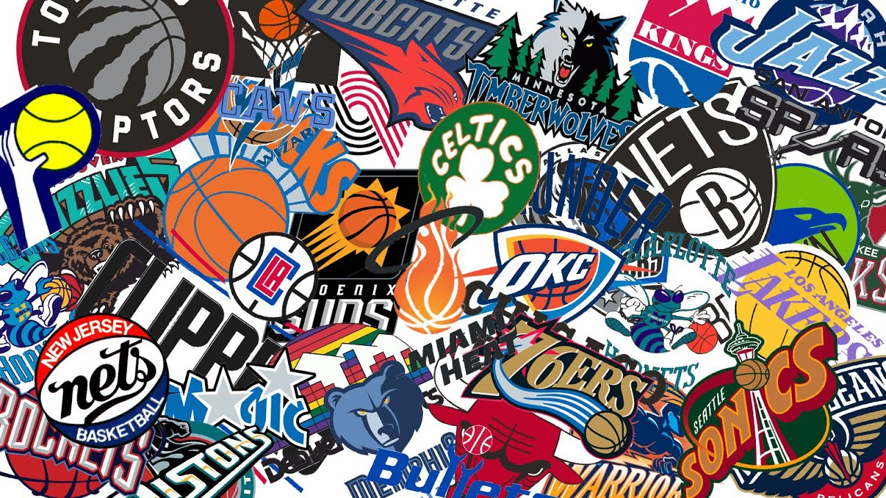 Ranking all nba teams best logos youtube - Nba all teams wallpaper ...
