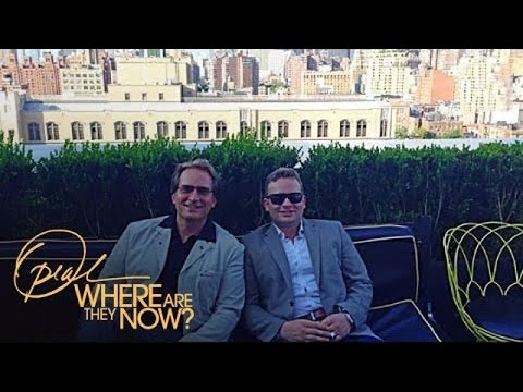 Rex Smith: Meeting the Son He Never Knew He Had | Where Are They Now | Oprah Winfrey Network