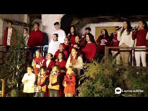 VÍDEO: Inauguración del Poblado de Belén y la iluminación navideña en Lucena