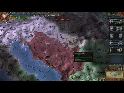 Serbian Empire, day 6 recap