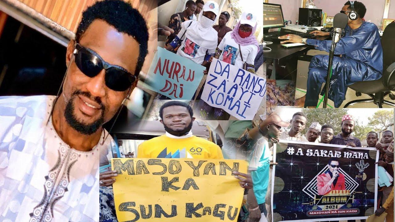 Download masoyan sun yimasa zanga zanga  wannan soyayya ce kokuma so suke sukas...