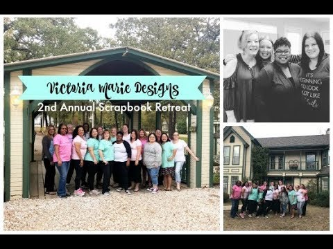 2nd Annual Victoria Marie Retreat Vlog!