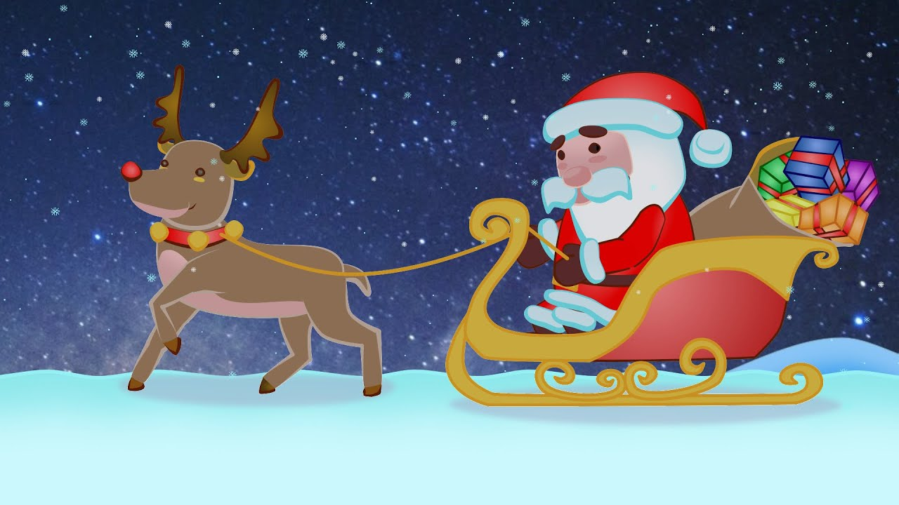 Feliz Navidad Cancion Infantil Mejor Cancion De Cuna Navidena - Imagenes-infantiles-de-navidad
