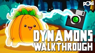 Poki Dynamons! Dynamons Poki Walkthrough!