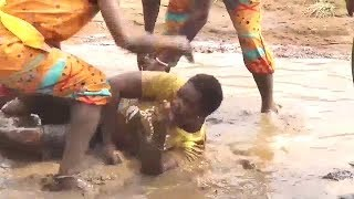 IN LOVE WITH A FIGHTER (BEHIND THE SCENE) - 2018 LATEST NIGERIAN NOLLYWOOD MOVIES