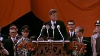 NBC News Learn: John F. Kennedy's Speech at the Berlin Wall thumbnail