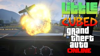 Little and Cubed: Runaway Runway! - GTA Online