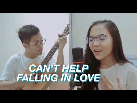 Can't Help Falling In Love - Elvis Presley | Cover By Misellia Ikwan Ft. Audree Dewangga
