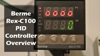 Berme Рекс-С100 ПІД-регулятор температури
