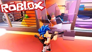 THIS IS OPENS A SHOTGUN | JAILBREAK | ROBLOX