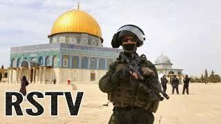 Israel Asalta la Mezquita de Al-Aqsa