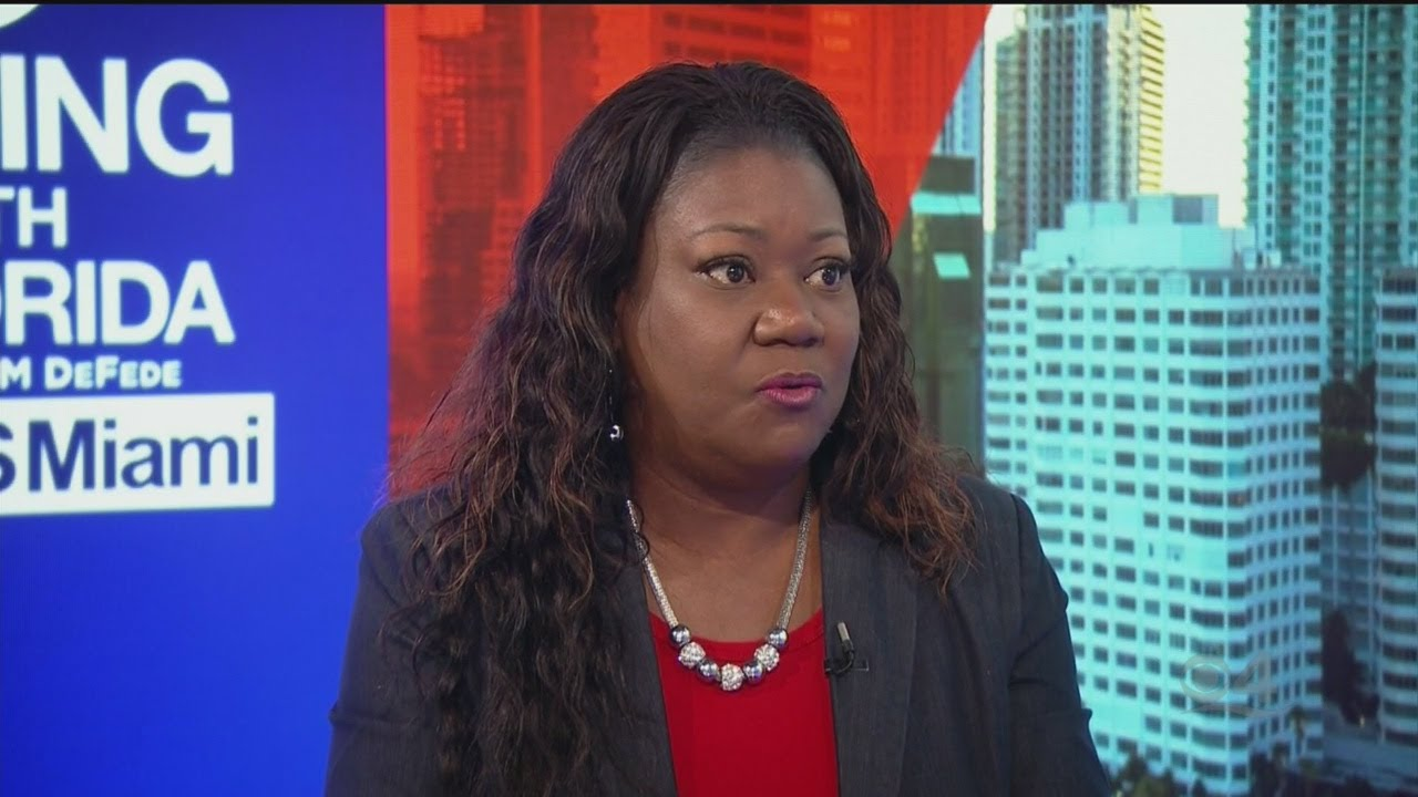 Sybrina Fulton, Trayvon Martin's Mother,Talks About Running For Office