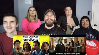 Old Couples Vs New Couples REACTION! | Jordindian