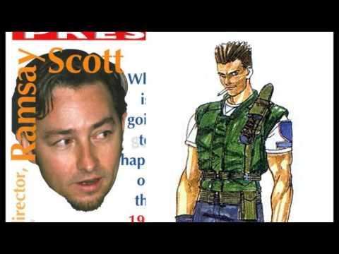 Scott McCulloch as Chris Redfield (voice) (Resident Evil 1996)