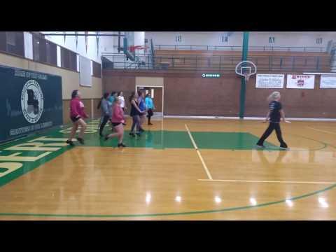 Robert Stuart Middle School Dance Team Dance (2016-2017)