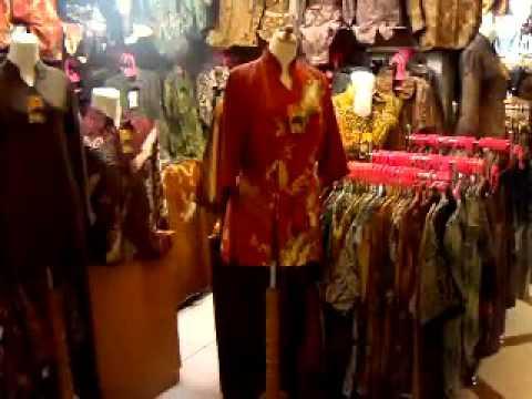 Exclusive Toko Batik Ningrat beautiful art  YouTube