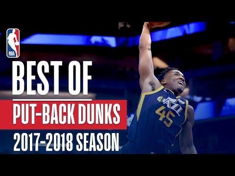 Best Putback Dunks of the 2018 NBA Season! Jaylen Brown, Damian Lillard and Anthony Davis
