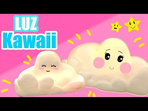 Room decor Tumblr Idea: Cloud Kawaii light