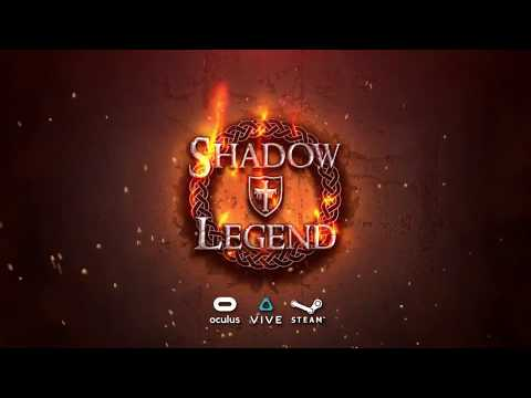 Shadow Legend Trailer - Coming to PSVR 2019 thumbnail