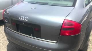 Тест авто Audi S6