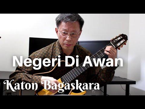 Negeri Di Awan (Land in the Clouds) - Katon Bagaskara - arranged by Kusumo Sutowo
