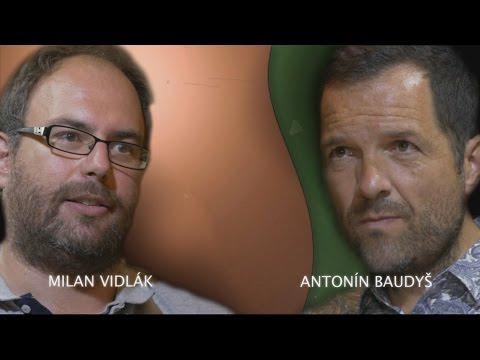 Antonín Baudyš / Milan Vidlák - 11. září 2001 - Debatní klub
