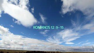 Romanos 12.9-15 | Rev. Ediano Santos Pereira