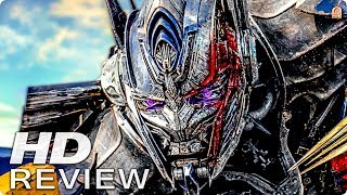 vuclip TRANSFORMERS 5: THE LAST KNIGHT Kritik Review (2017)