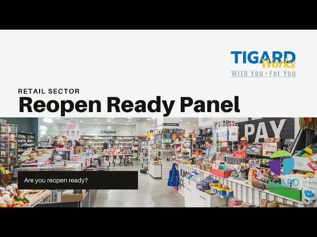 Reopen Ready Washington County Health Panel - Retail Sector