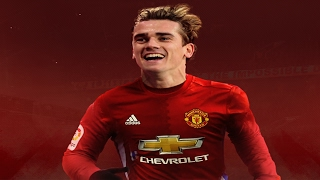 News Football - Man Utd confident of Griezmann deal even if they fail in Champions League quest