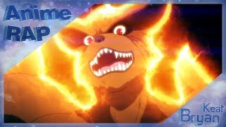 Bryan Keat - Аниме Реп про Джинчурики из Наруто | Rap do Jinchuuriki | Naruto Rap - AMV
