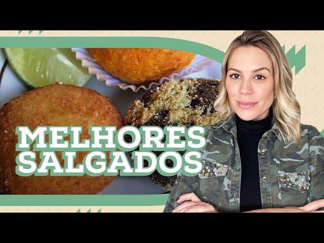 MELLHORES SALGADOS | DEB VISITA | Go Deb