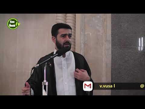 Allah təala bir daşla insanları sınaqa çəkib_Hacı Samir