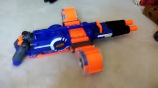 Toy review Nerf gun 4