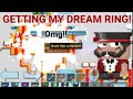 Carnival Day 2! Getting My Dream Ring! (FINALLY) - OMG - Growtopia
