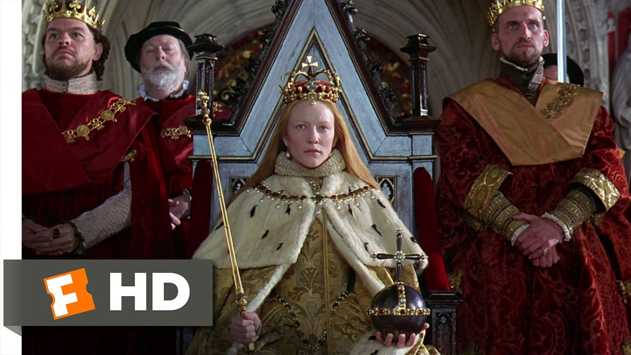 a review of elizabeth a 1998 movie about the virgin queen of england Visit biographycom and explore the life of the virgin queen, elizabeth i elizabethan england queen elizabeth i's queen elizabeth ii - mini biography.