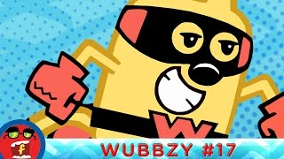 Hero Fredbot Children 39 s Cartoon Wow Wow Wubbzy